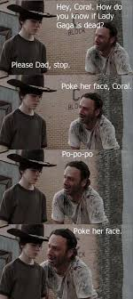 Walking Dead Meme Rick Crying - 12 best crying rick meme images on pinterest walking dad jokes