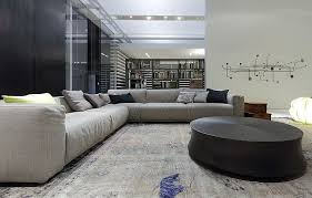 Comfy Sectional Sofa by The Elegant Bolton Sectional Sofa By Giuseppe Vigano