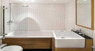 cuisine salle de bain carrelage métro blanc ou noir on aime les deux