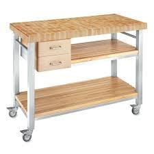 butcher block table on wheels john boos end grain butcher block culinary cart butcher block table