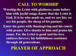 11 1 2015 worship today welcome call to worship worship the l ord