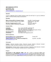Sql Developer Resume Sample by 20 Free Resumes Free Sample Example Format Free U0026 Premium