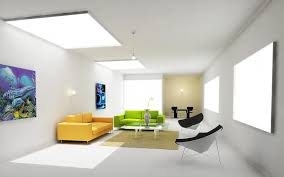 interior contemporary high ceiling design for modern residence