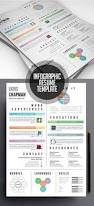 Resume Templates Design Infographic About Me And My Creative Studio Design Stories
