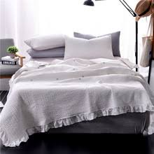 Quilted Cotton Coverlet Popular Quilted Cotton Bedspread Buy Cheap Quilted Cotton