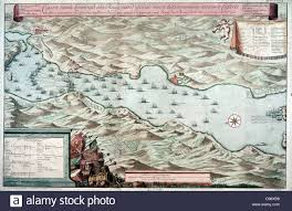 Vigo Spain Map by Battle Of Vigo Bay Spain 12 October 1702 Spanish Treasure Fleet