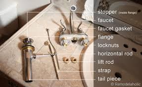 replacing bathroom sink faucet bathroom faucet install bathroom sink plumbing parts nrc bathroom