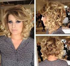 hairstyles for short curly layered hair at the awkward stage 10 best short thick curly hairstyles short hairstyles 2016