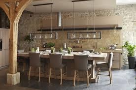 cuisine taupe et bois cuisine taupe et bois cuisine aquipae wooden style authentique avec