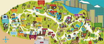 denver schools map pre planned itineraries denver zoo