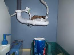 kitchen master trap plumbing flexible sink drain hose pea trap