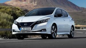 2018 Nissan Leaf Review Top Gear
