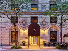 Chicago Hotels Map by Downtown Chicago Hotels The Tremont Chicago Hotel At Magnificent