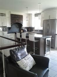 cuisine ton gris cuisine design d intérieur ton de gris décoration contemporain