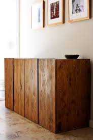 love these stained pine ikea ivar cabinets very classy and easy