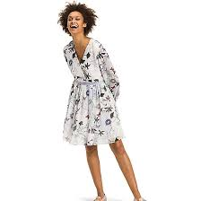 chiffon dress floral chiffon dress hilfiger