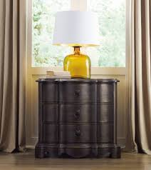 16 Nightstand Hooker Furniture Bedroom Corsica Dark Three Drawer Nightstand 5280