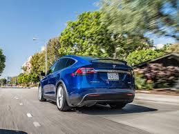 suv tesla blue driven 2016 tesla model x p90d youwheel your car expert