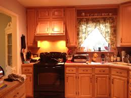 Kitchen Window Curtains Ikea by Excellent Ikea Small Wooden Kitchen With Dark Brown Flooring Also