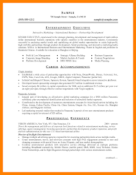 sample career summary 7 self summary examples writing a memo