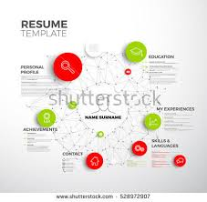resume template stock images royalty free images u0026 vectors