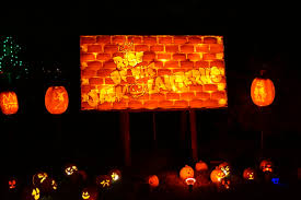 light up jack o lantern rise of the jack o lanterns living outside the box