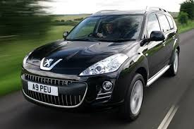 peugeot 4x4 models peugeot 4007 used prices secondhand peugeot 4007 prices parkers