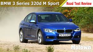 bmw 320d price on road bmw 3 series 320d m sport road test review motown india