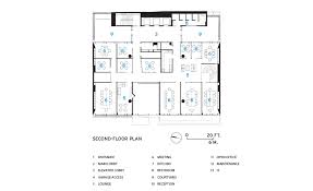 Partners In Building Floor Plans Leblon Office Building 2016 08 01 Architectural Record