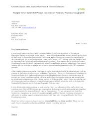 collection of solutions it project coordinator cover letter about
