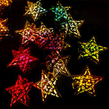 who has the cheapest christmas lights christmas decoration using colourful star designed led light 5 mtr