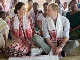 Prince William And Kate Prince William And Princess Kate Visit Elephant Charity People Com