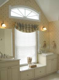 window treatment ideas for bathroom master bathroom window treatment ideas modern bathroom decoration