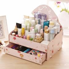 Bathroom Makeup Storage Ideas by Online Get Cheap Wood Makeup Organizer Aliexpress Com Alibaba Group
