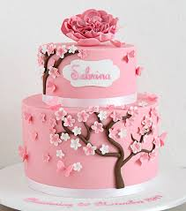cherry blossom cakes american cake decorating