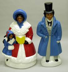 american dickens carolers decorations