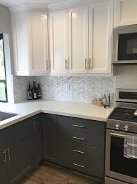 what color countertops go with light grey cabinets sherwin williams peppercorn kitchen cabinets tipperary