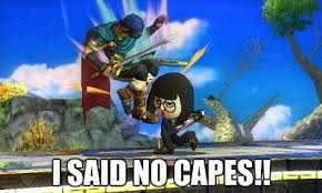 Edna Meme - edna mode is not pleased super smash brothers know your meme