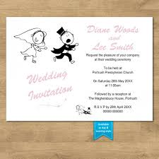 wedding invitations ebay personalised day evening wedding invitations rg2 many