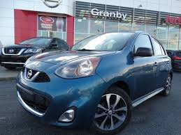 siege nissan nissan de granby used 2015 nissan micra for sale in granby