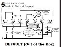 defrost timer wiring diagram wiring diagram and schematic
