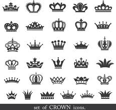 vector royal crowns free vector in adobe illustrator ai ai