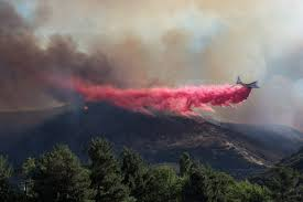 California Wildfire Evacuation Plan by Fire East Of Los Angeles Prompts 82 000 To Evacuate Wsj