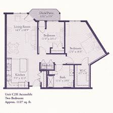 Accessible House Plans Floor Plans