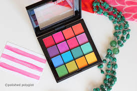 rainbow black friday makeup a rainbow on a case nyx ultimate shadow palette 04