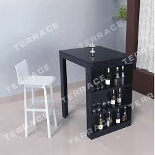 Wine Bar Table Free Shipping Lucite Mini Bar Table With Wine Rack Modern Acrylic