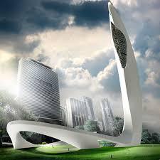 20 Stunning Futuristic Skyscraper Concepts You Must See Hongkiat