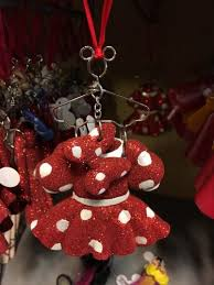 tons of fashionable disney ornaments available for
