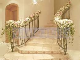 Stairs Decorations by Best 20 Wedding Staircase Decoration Ideas On Pinterest