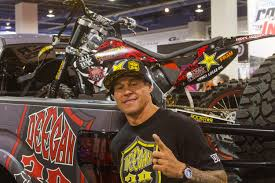 transworld motocross pinups businessmen coury u0026 deegan at sema 2013 transworld motocross